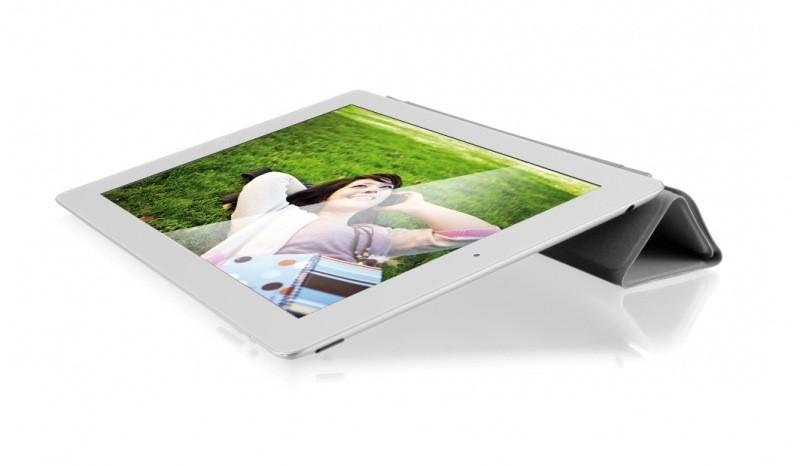 Case e Suporte Smart Cover Capa Magnética p/ Ipad 2/3 3 em 1 BO162 Multilaser