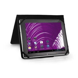 Case  e Suporte Universal p/ Tablet de 7 pol. 2 em 1 BO182 Multilaser  - Eletroinfocia