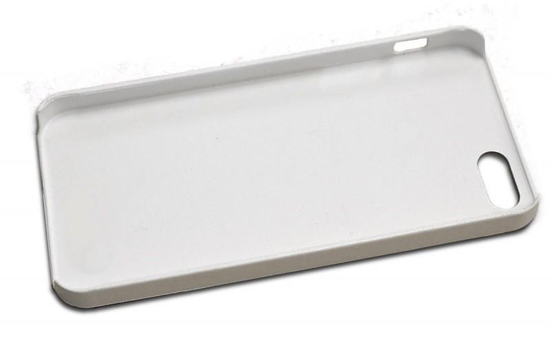 Case p/ iPhone 5 branco Brilhante