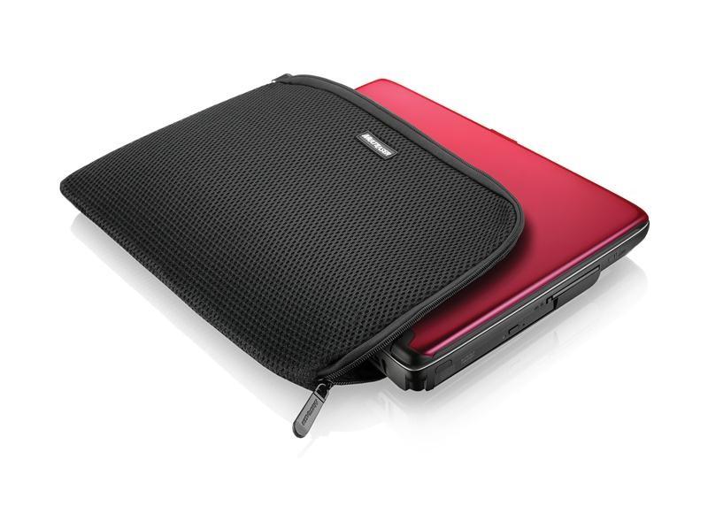 Caser p/ Notebook Poliester 12 Pol. Preto BO028 Multilaser  - Eletroinfocia