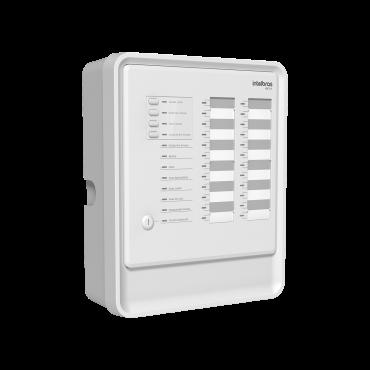 Central de Alarme de Incêndio Convencional CIC 24L Intelbras  - Eletroinfocia
