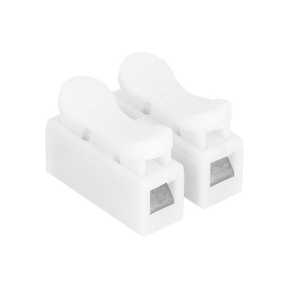 Conector Emenda p/ fio até 1,5MM -10A -250V -12X12X20MM