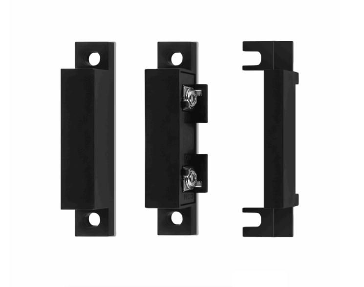 Conjunto Sensor Magnético XAS Connect Black  SPC Intelbras