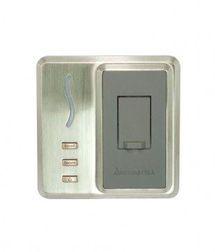 Controlador de Acesso Bio Inox SS 310