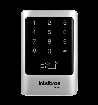 Controlador de Acesso SA 211 Intelbras  - Eletroinfocia