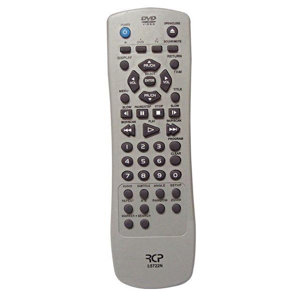 Controle DVD LG RCP-E5722N RCP