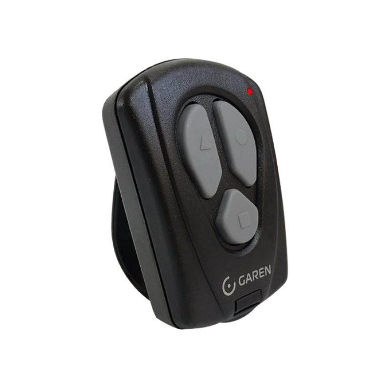 Controle Remoto p/ Portão Eletrico 433 Mhz 12V 23A 3 Canais Garen
