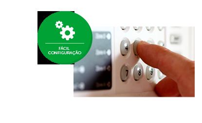 Controle Remoto Rádio Frequência IR3 Intelbras  - Eletroinfocia