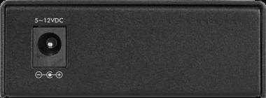 Conversor de Midia Giga KGS 1120 Mono 20 Km Intelbras  - Eletroinfocia