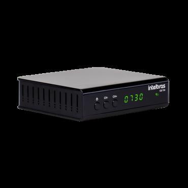 Conversor Digital de TV C/Gravador CD 730 Intelbras  - Eletroinfocia