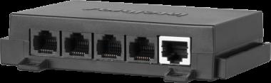 Conversor Estático Vídeo Balun 4 Canais VBP 04C Intelbras