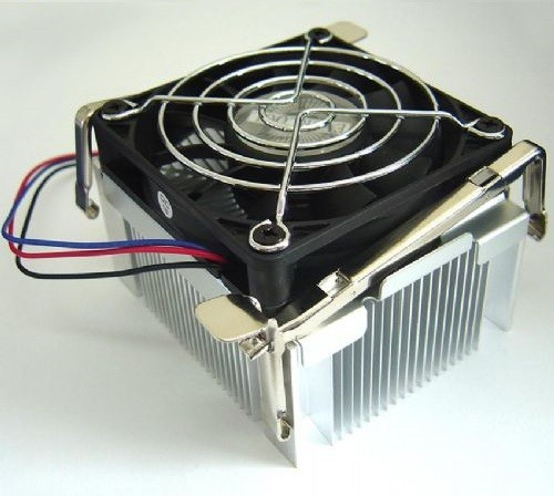 Cooler CPU p/ Intel P4 478 NW11-715EA Evercool  - Eletroinfocia