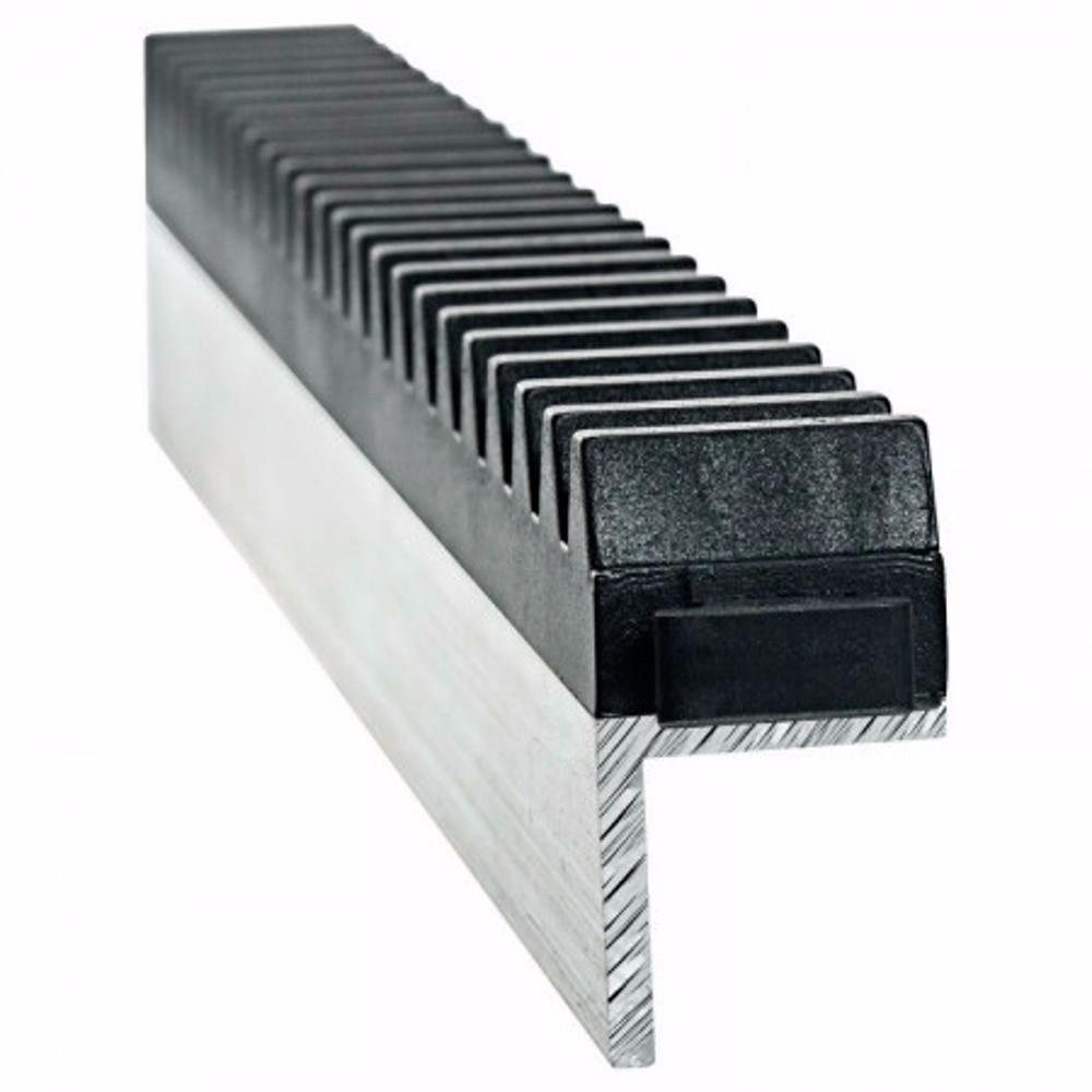 Cremalheira Aço Linha POP 1m - PPA  - Eletroinfocia