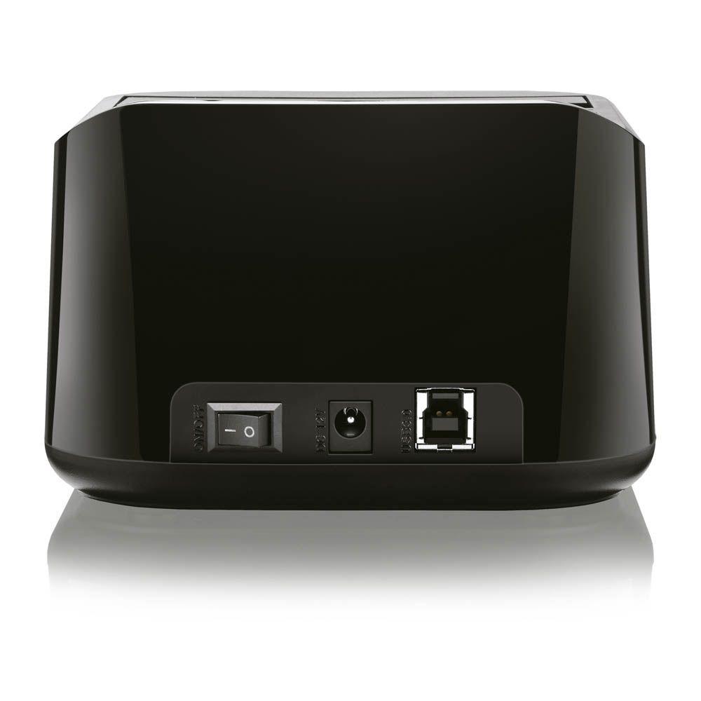 Docking Station P/ HD SATA 2,5 E 3,5 POL. USB 3.0 GA125 Mult  - Eletroinfocia