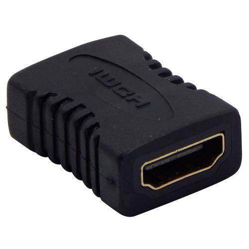 Emenda HDMI Fêmea / HDMI Fêmea Chip Sce  - Eletroinfocia