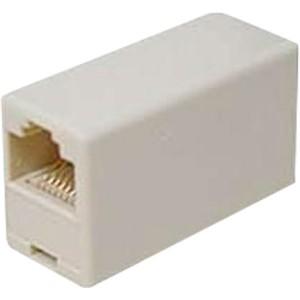 Emenda p/ cabo telefone Dupla Fêmea RJ11