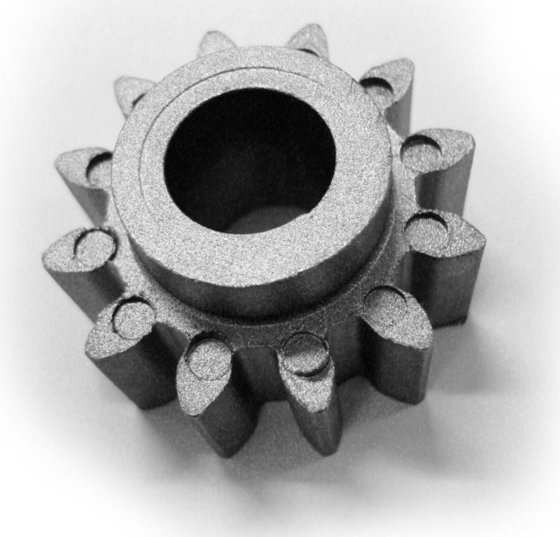 Engrenagem Z 12 Alumínio DZ de Motor Deslizante Garen