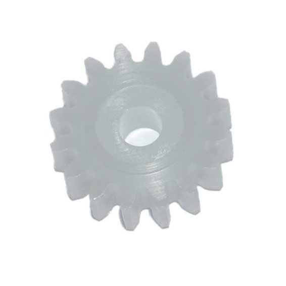 Engrenagem Z 12 Nylon DZ de Motor Deslizante Garen  - Eletroinfocia