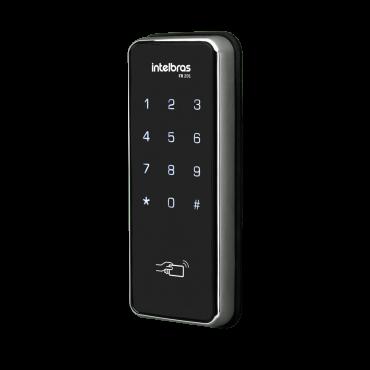 Fechadura Digital FR201 Intelbras  - Eletroinfocia