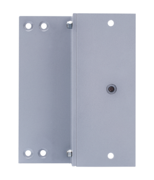 Fechadura Eletroimã FE 20150 C/Sensor Prata Automatiza  - Eletroinfocia