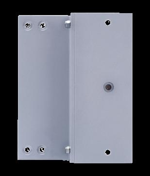 Fechadura Eletroimã FE 20150 S/Sensor Prata Automatiza  - Eletroinfocia