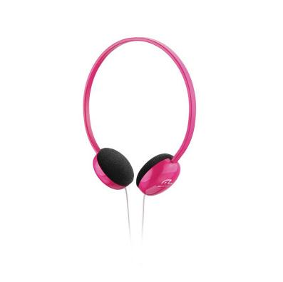 Fone de Ouvido Headphone Rosa PH065 Multilaser