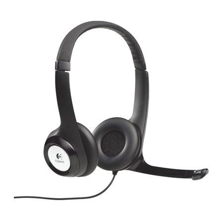 Fone Headset USB H390 Logitech  - Eletroinfocia
