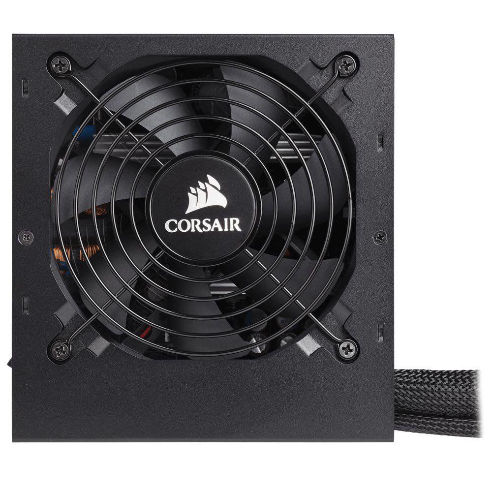 Fonte ATX 450W CX450 80 Plus Bronze Corsair  - Eletroinfocia
