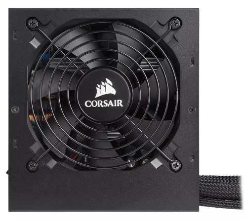 Fonte ATX 650W CX650 80 Plus Bronze Corsair  - Eletroinfocia