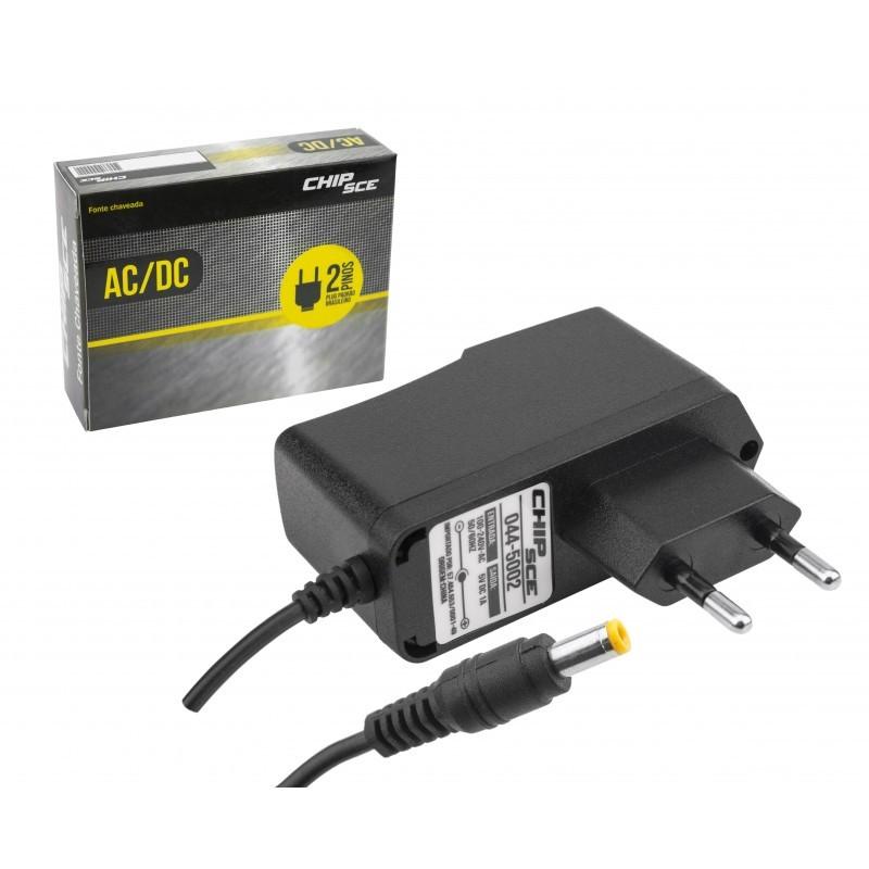 Fonte Chaveada 5V 1A Bi-Volt Chip SCE