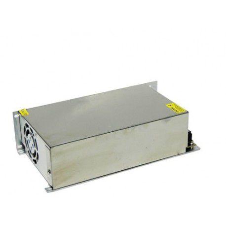 Fonte Chaveada Colmeia 12V 500W 40A PWM All Tech  - Eletroinfocia