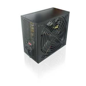Fonte de Alimentação ATX 500W Real GA500 Multilaser  - Eletroinfocia