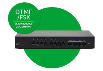 Gateway GW 208 S Intelbras*