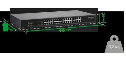 Gateway GW 232 S Intelbras*  - Eletroinfocia