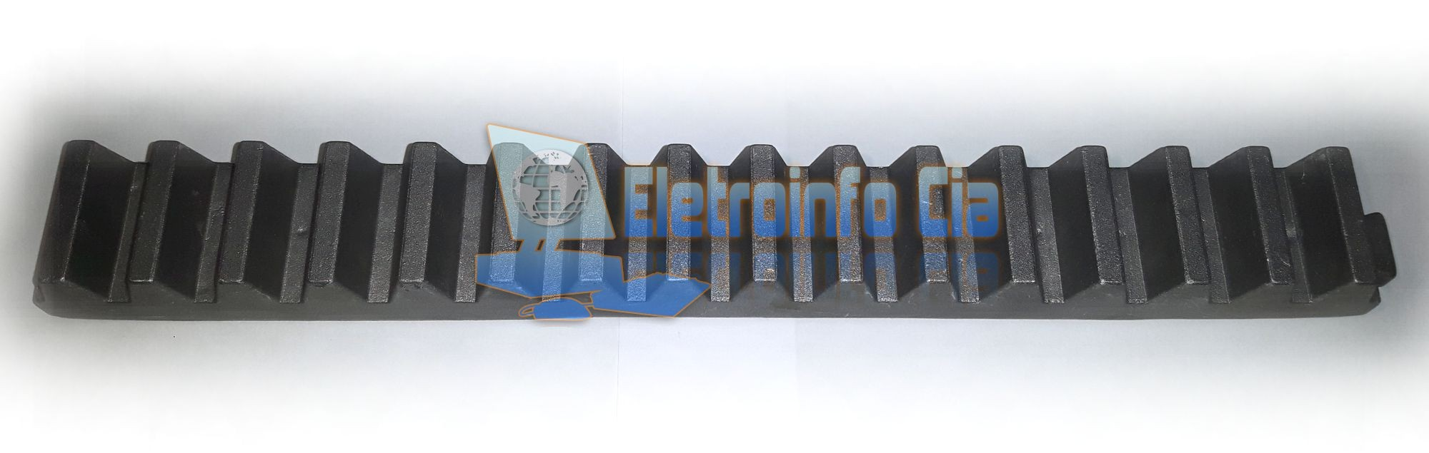 Gomo p/ Cremalheira p/ Motor Deslizante Industrial Alumínio 30CM Garen