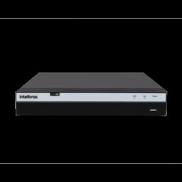Gravador Digital De Imagem Dvr Mhdx 3116 Multi-Hd Intelbras  - Eletroinfocia