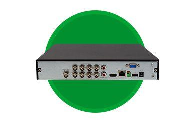 Gravador Digital de Imagem MHDX 1116 Multi-HD C/HD 4TB Intelbras