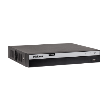 Gravador Digital Dvr 8 Canais Mhdx 3108 Multi Full Hd 1080P C/ 3Tb Intelbras  - Eletroinfocia