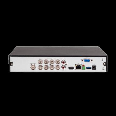 Gravador Digital de Imagem DVR MHDX 5108 4K Multi-HD Intelbras  - Eletroinfocia
