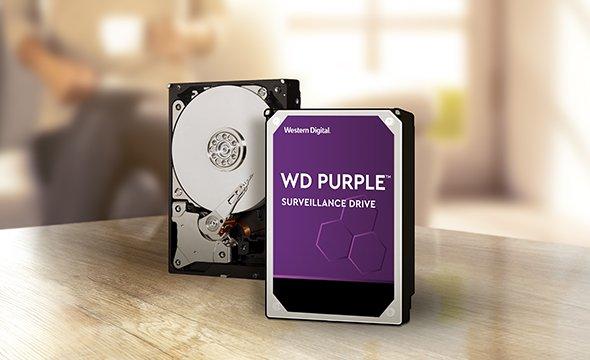 HD Disco Rígido 8TB WD82PURZ Western Digital