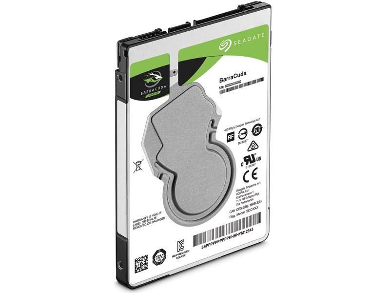 HDD 500GB 2,5 Notebook / Desktop 500GB 5400RPM 128MB SATA 6GB/S Seagate