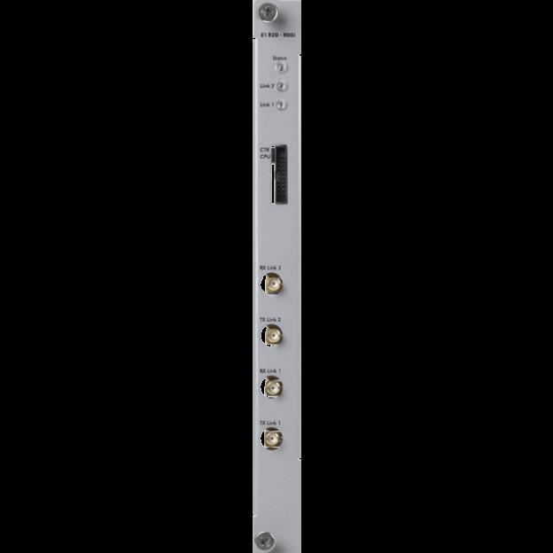 Interface 2E1 R2/RDSI Impacta 140/220 Intelbras  - Eletroinfocia