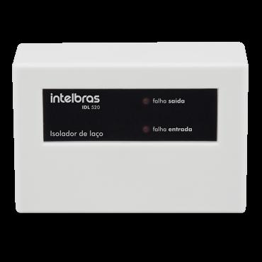 Isolador de Laço IDL 520 Intelbras  - Eletroinfocia
