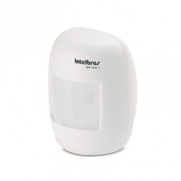 Kit Central Alarme ATM 1016 Net + Receptor XAR 4000 + 5 Sensores XAS 4010 + Sensor IVP 2000 Intelbras  - Eletroinfocia