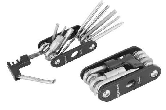 Kit de ferramentas BFE 002 10 funções Rontek