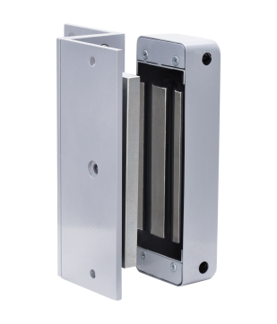 Kit Fechadura Eletroima FE20150 + Fonte FA1220S + Bateria Selada Intelbras  - Eletroinfocia