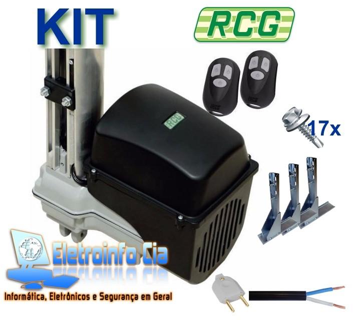 Kit Motor Basculante 1/3 BV Taurus Fast Maxi Plus 1.4m RCG  - Eletroinfocia