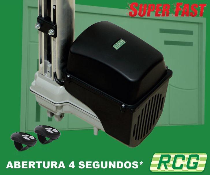 Kit Motor Basculante Taurus Super Fast (4 Segundos) 1.4m RCG  - Eletroinfocia