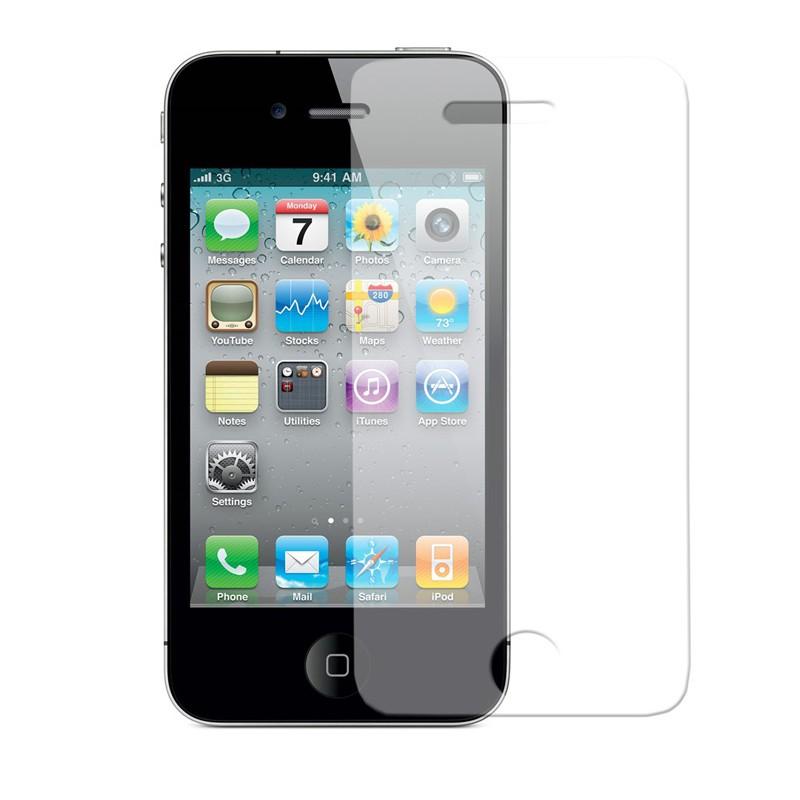 Kit Película Protetora p/ iPhone 4/4S Fosco