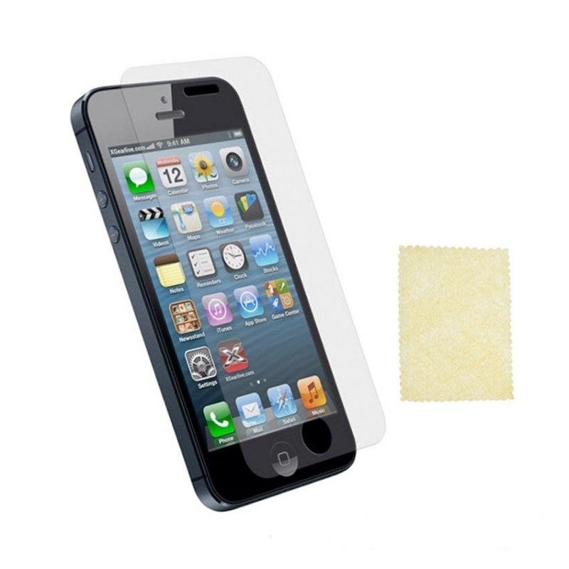 Kit Película Protetora p/ iPhone 5 fosco